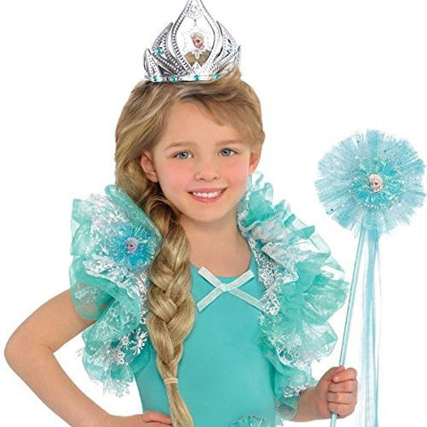 """Frozen"" Girls Elsa Shrug"