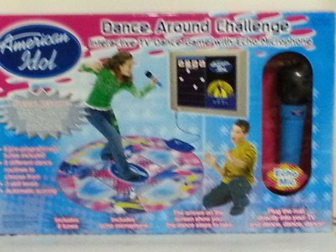 American Idol Dance Around Challenge Tv Dance Game