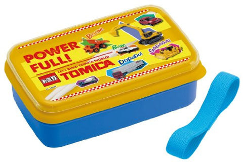 1 stage Tomica lunch box (made of silicon Shirubuta) SSL4 (japan import)