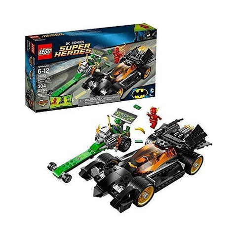 (Lego (LEG) LEGO figures Batman LEGO Batman 76012 The Riddler parallel import goods [parallel import goods]