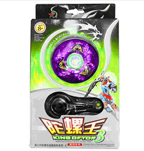1 Set Fight Attack Gyros For Beyblade Metal Fusion Metal Masters Colorful ToyColorful Xmas Play Toy