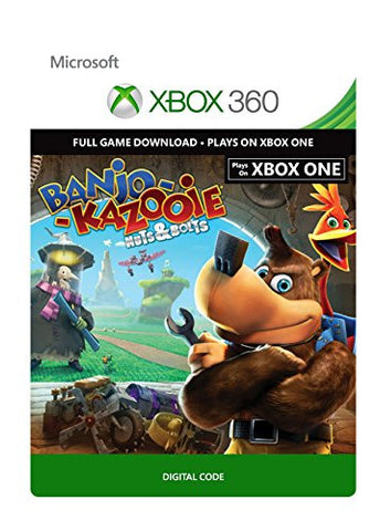 Banjo-Kazooie: Nuts & Bolts - Xbox 360 / Xbox One Digital Code
