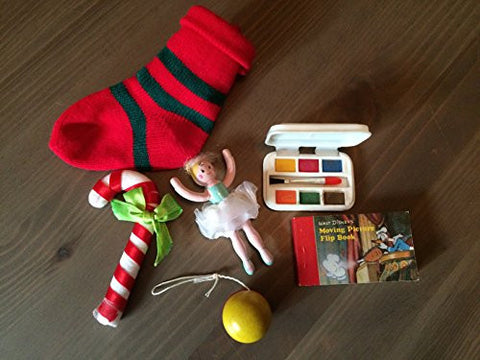 """Molly's Stocking"" for 18"" American Girl doll"