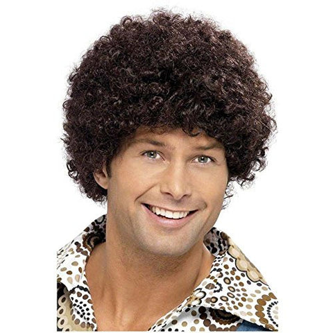 70s Disco Dude Wig Costume Accessory