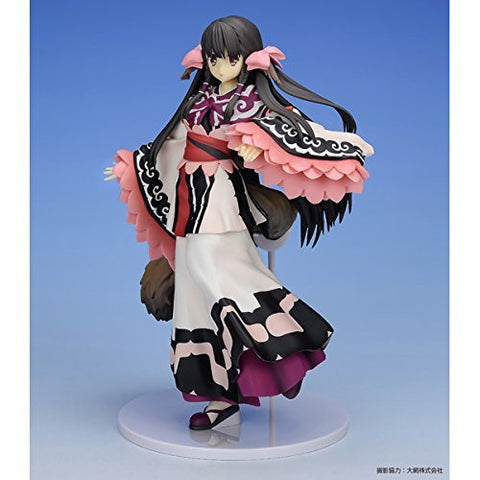 """1/7 scale figure 01 Utawarerumono false mask Rurutie"" Normal version"