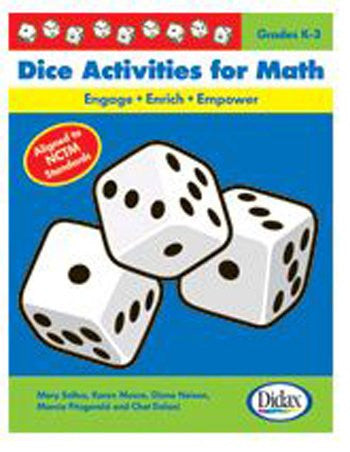 * DICE ACTIVITIES FOR MATH