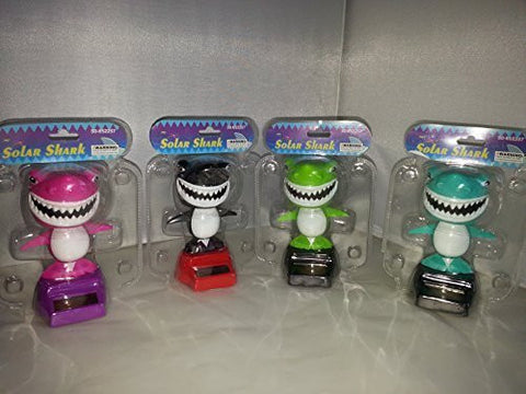 1 Solar Dancing Shark fluo colors