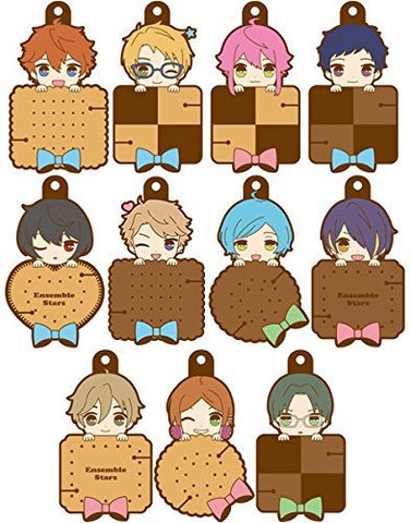 """Ensemble Stars! ""Cookies cord reel first of 11 packs BOX"