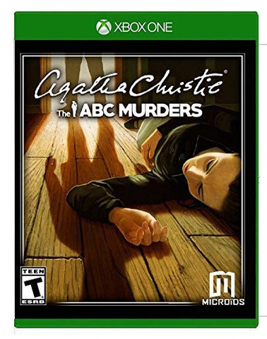 Agatha Christie - The ABC Murders Xbox One by Kalypso Media