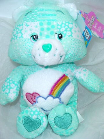 "7"" Plush Care Bears , Bashful Heart Bear, Special Edition Toy"