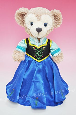 """Duffy style"" S size 43cm Duffy to Sherry Mae stuffed perfect clothes TM popular anime Ana wind costume dress-up costume costume D516A"