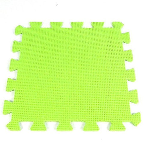 1 set Green Princess Foam Play Mat Selected by MTOO Play - Indoor Kids Play Mat Floor Mats for Kids
