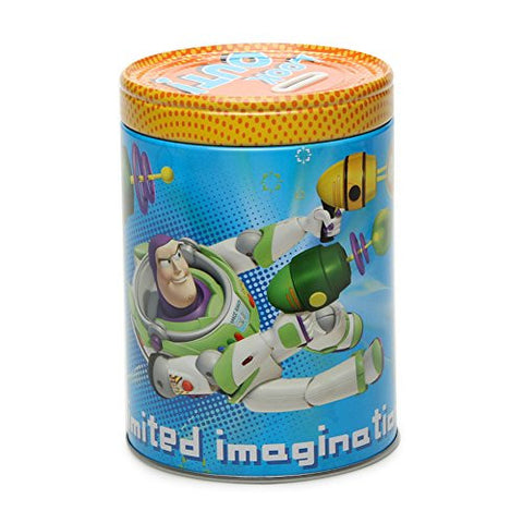 1 - Disney Toy Story Tin Bank Piggy Bank
