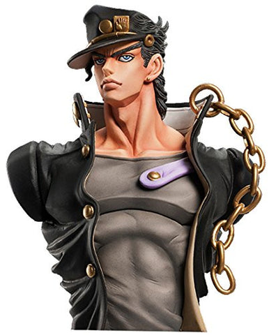 """JoJo's Bizarre Adventure"" Part III 2. Kujoujoutarou Super Figure Magnet (prototype-colored supervision / Hirohiko Araki)"