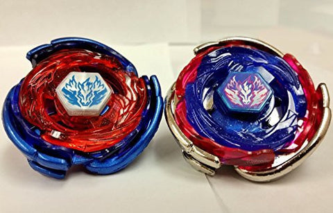 2x Beyblades, Cosmic Pegasus + Big Bang Pegasis Blue Wing Version - USA SELLER!