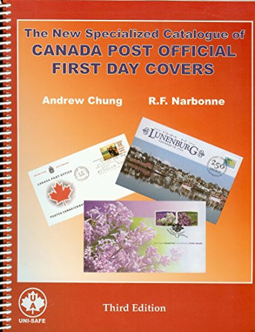 """The New Specialized Catalogue of Canada Post Official First Day Covers"""