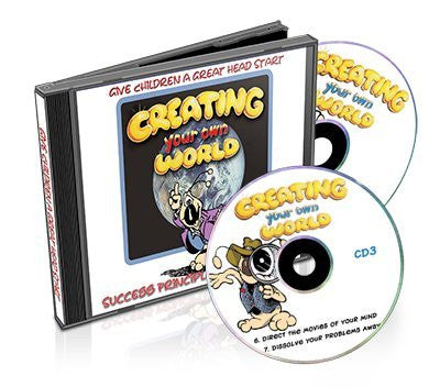 """Create Your Own World"" audio Success Series for Kids"