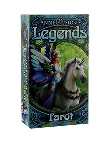 Anne Stokes Legends Tarot Cards by ANNE STOKES