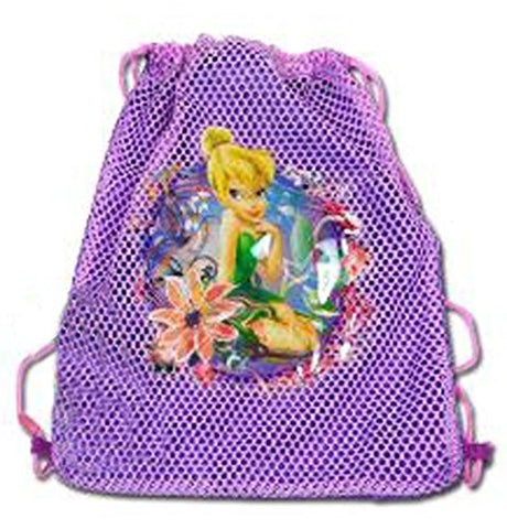 (12 Count) DISNEY TINKER BELL Sling Party Favor TINKERBELL Goodie Bag - Favors - ALL QUANTITIES AVAILABLE!