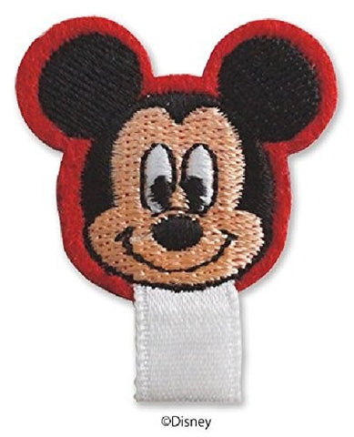 2pieceSet Disney Mickey name tag with emblem