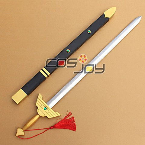 'Storm Warrior' 'NO NAME' Sword Replica PVC Cosplay Prop