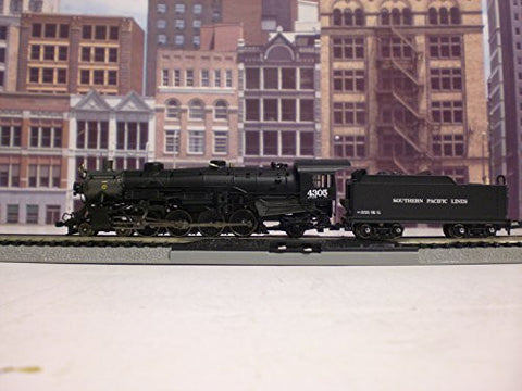 """N"" scale USRA Light Mountain Locomotives Southern Pacific"