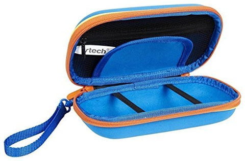 (Ship from USA) VTech - MobiGo Touch Learning System - Carry Case, New - Blue -ITEM#: G15/uiF982A1731