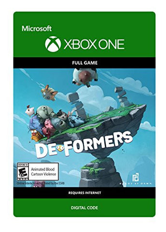 DeFormers - Xbox One Digital Code