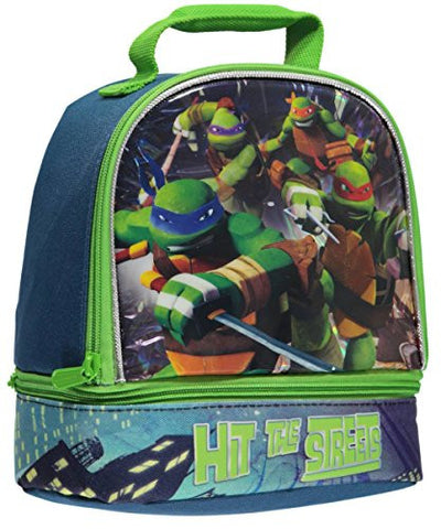 """Hit the Streets"" Insulated Lunchbox - green"
