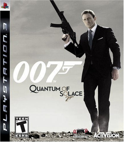 007 Quantum Of Solace - Playstation 3 by Activision