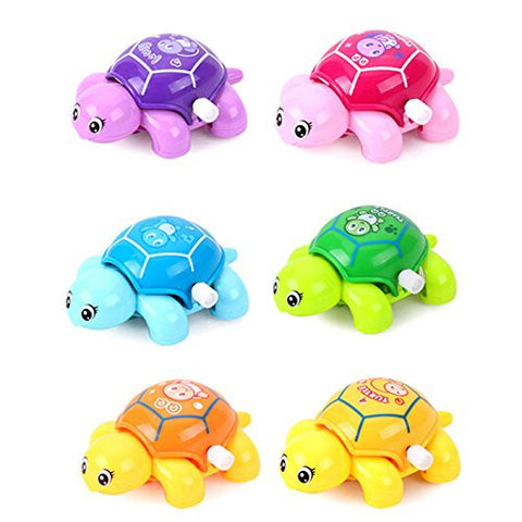 1 Pcs Turtle Clockwork Developmental Toy Wind Up Toy Kids Baby Toys