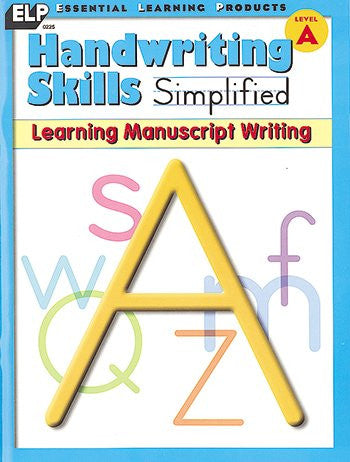 * HANDWRITING SKILLS SIMPLIFIED