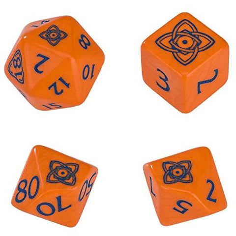 (Ship from USA) Q-Workshop: Numenera RPG: Dice Set (4) /ITEM#H3NG UE-EW23D177499