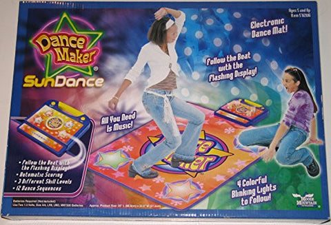 Dance Maker Dance Mat by kidconnection