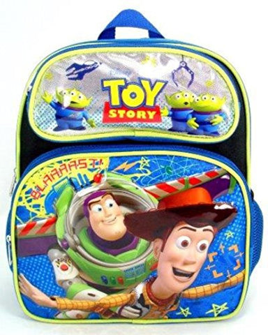 "1 PC. Toddler 12"" Toy Story Backpack"