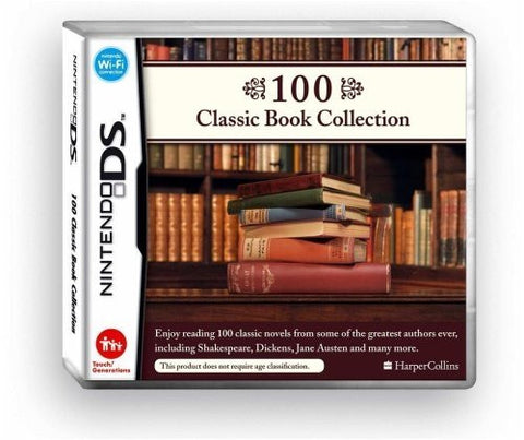 100 Classic Book Collection /NDS