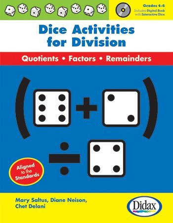 * DICE ACTIVITIES FOR DIVISION GR 4-6