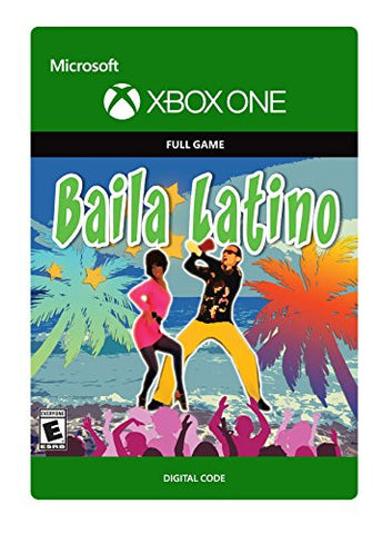 Baila Latino - Xbox One Digital Code