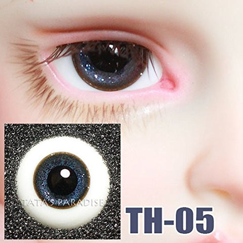 1/3 1/4 1/6 BJD doll Eyes 14mm/ 16mm glass Eyeballs for SD/MSD/YSD Ball-jointed Doll TH-05