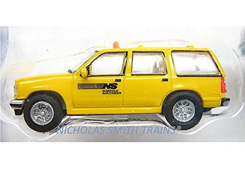 '93 FORD EXPLORER-YELLOW-NS(2)