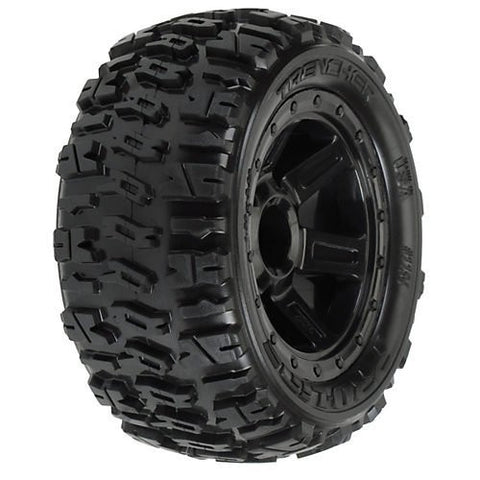 1/16 Trencher 2.2 M2 Tire Mnt Desperado Whl:ERevo, Model: , Toys & Play