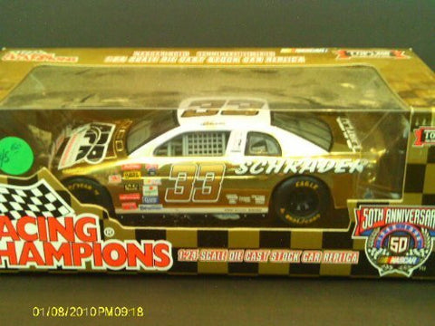 #33 K Schrader 50th Anniversary by Racing Champions