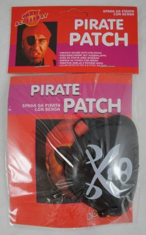 12 Pirate Patches