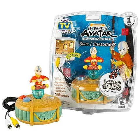 Avatar Plug 'n Play Game
