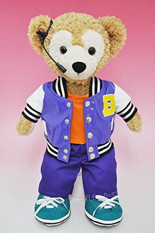 """Duffy style"" S size 43cm Duffy Sherry in Mae stuffed perfect clothes TM popular idol stadium costume purple dress costume costume D539G"