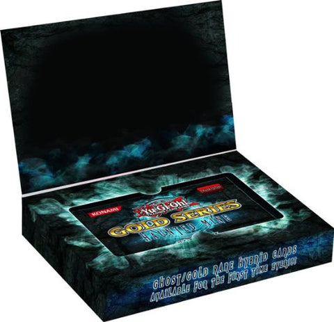 1 (One) Pack of 2012 YuGiOh Gold Edition Series 5 Booster Pack (Haunted Mine) HOBBY ONLY EXCLUSIVE