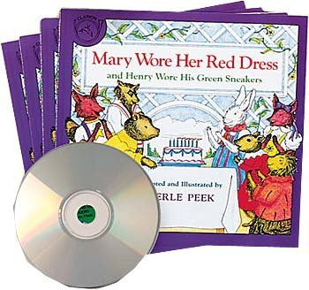 """Mary Wore Her Red Dress"" Pack"