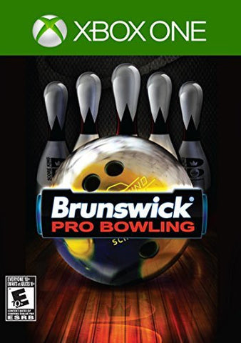 Brunswick Pro Bowling - Xbox One by Alliance Digital Media