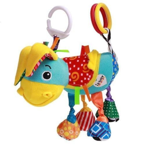 1Pc Donkey Stroller Soft Play Toy Hanging