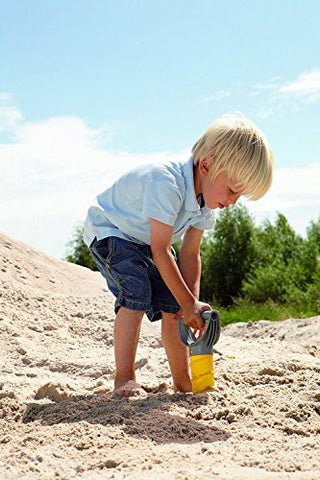 "10"" Long, Made of Durable Polypropylene Plastic Sand Drill for Ages 18 Months and Up"